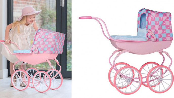 Baby Annabell Vintage Carriage Pram £39.99 With Free ...