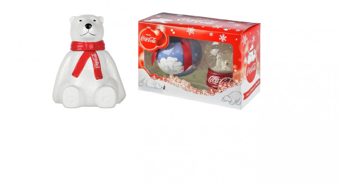 Coca-Cola Christmas Gifts From £8.99 @ Argos