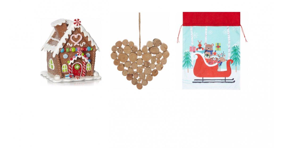 Selected Christmas Decorations Half Price @ Asda George