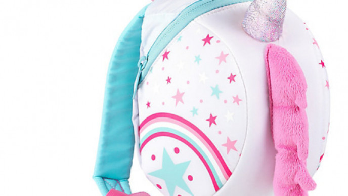 LittleLife Toddler Unicorn Backpack Reins £19.99 @ Mothercare