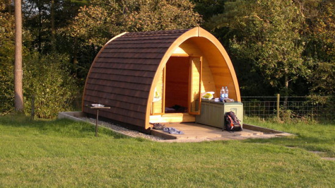 Two Night Lake District Glamping Break For Two People £49 ...