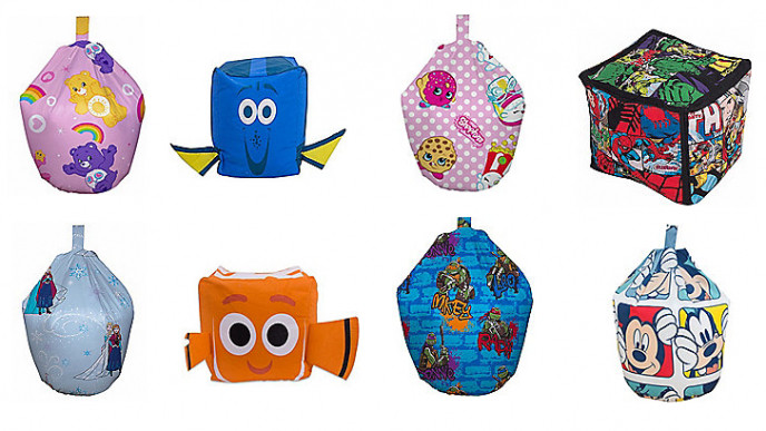 Kids Bean Bags From 163 9 95 With Free Delivery Tesco Direct