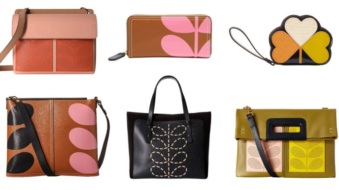 Up To 55 Off Orla Kiely Bags Accessories Brandalley
