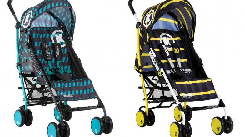 Koochi By Cosatto Sneaker Stroller 44 Was 119 95 Asda George