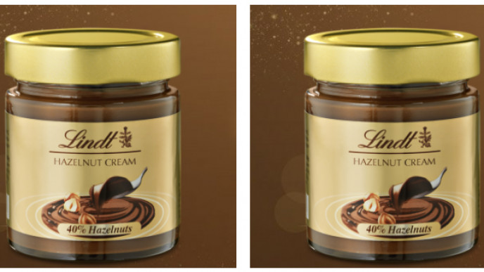 You Can Now Buy Lindt Hazelnut Cream Chocolate Spread In The Uk