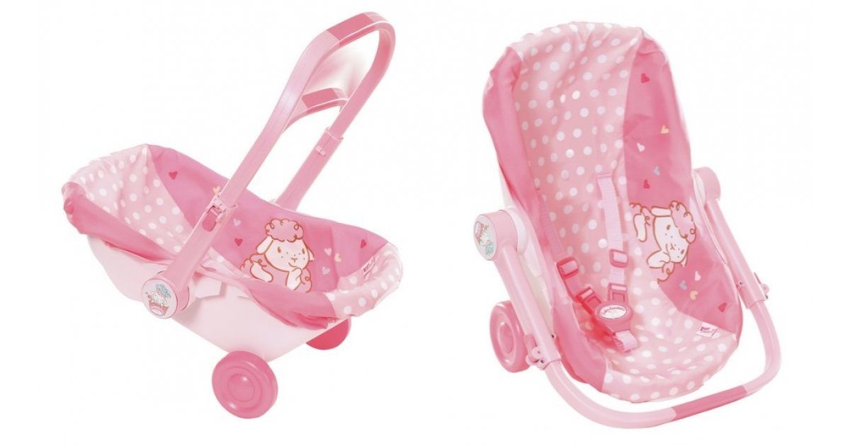 Baby Annabell Doll Travel Seat Now £14.99 (was £24.99) @ Argos