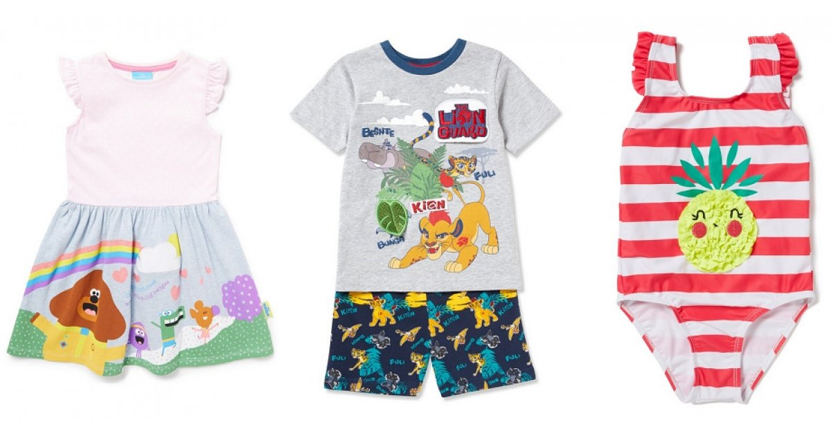 423160563212 Kids & Baby Half Price Tu Clothing Sale @ Argos & Sainsbury's