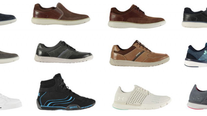 Selected Trainers @ Sports Direct