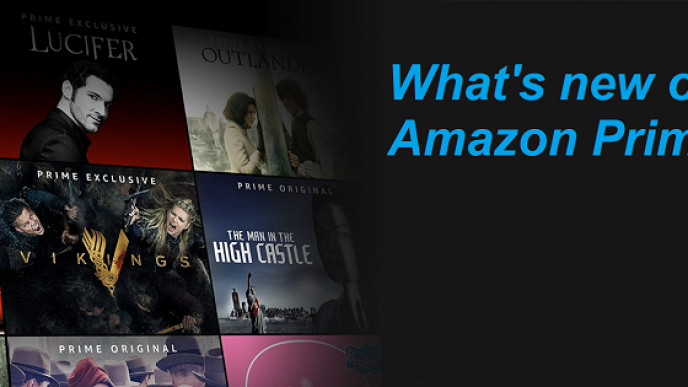 What's New On Amazon Prime Video This Month In The UK