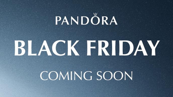 ebb845e460d67 Pandora Black Friday UK Sale 2019