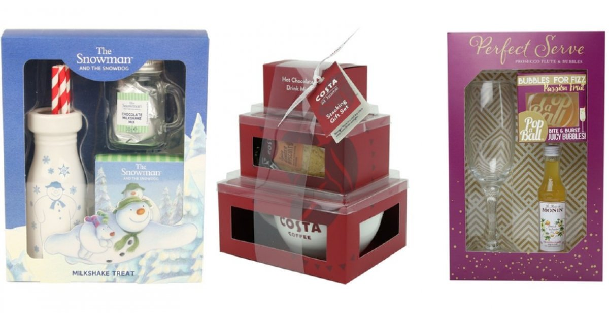 Big Reductions On Selected Food Gifts At Argos