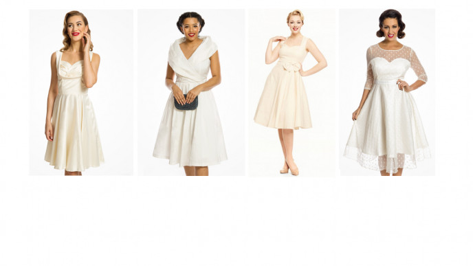 dc8d7802c39d Alternative Wedding Dresses @ Lindy Bop