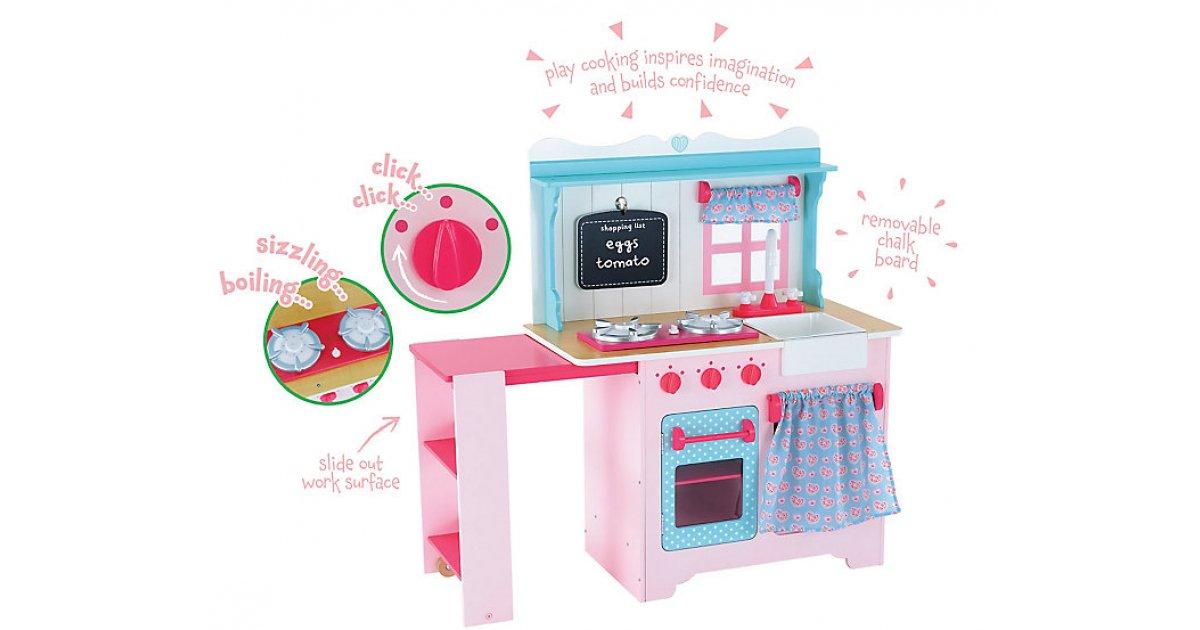 Wooden Farmhouse Kitchen £63.75 (was £150) @ Mothercare