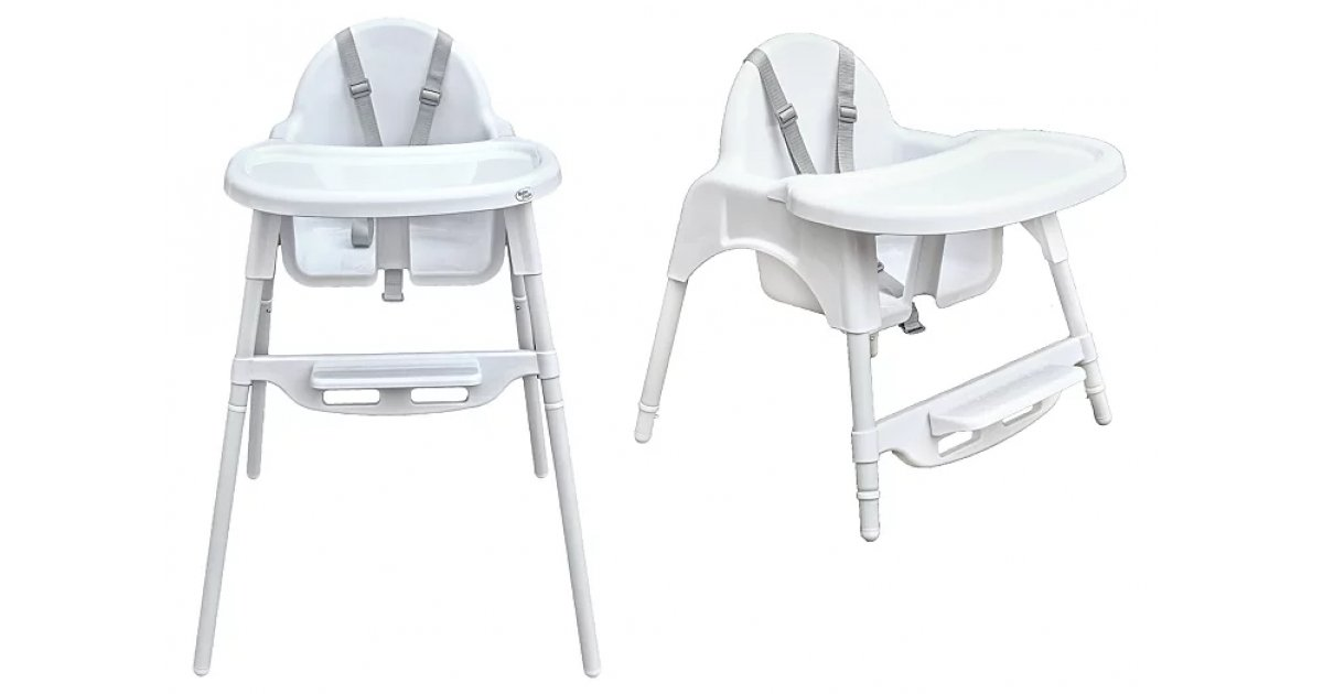 Bebe Style Classic 2 In 1 Highchair Amp Junior Chair 163 12