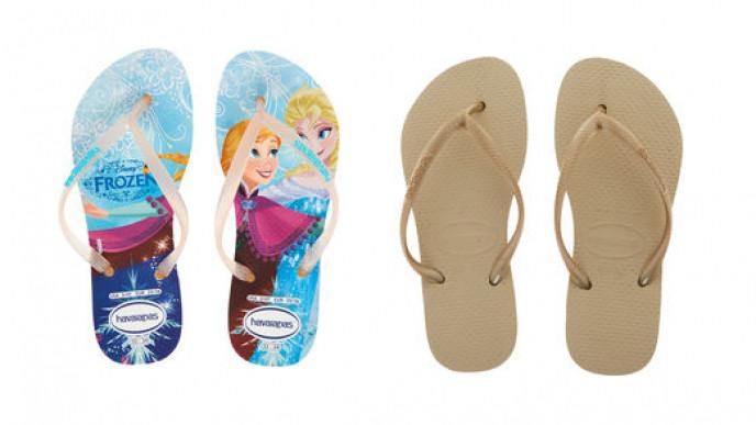 Havaianas Flip Flops From Just £6 @ TK Maxx