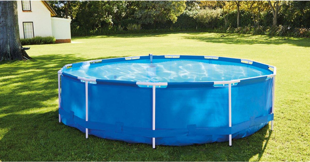Bestway 12' Steel Pro Pool £89.99 @ Lidl