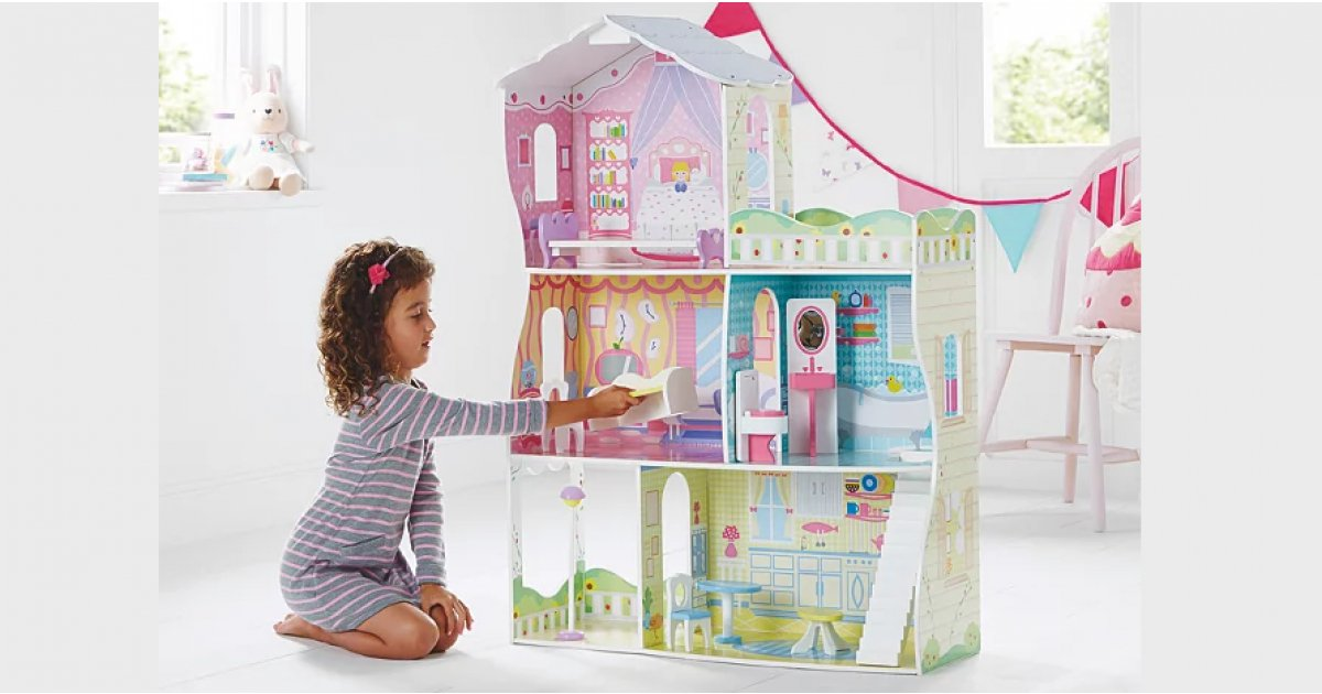 Wooden Toy Sale Now On @ Asda George