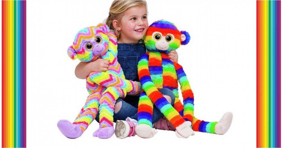 Chad Valley 110cm Multi Colour Monkey £6.99 @ Argos
