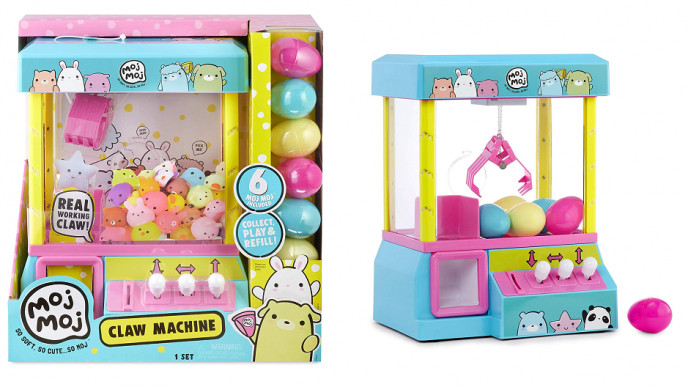 Where To Buy The Moj Moj Claw Machine In The UK