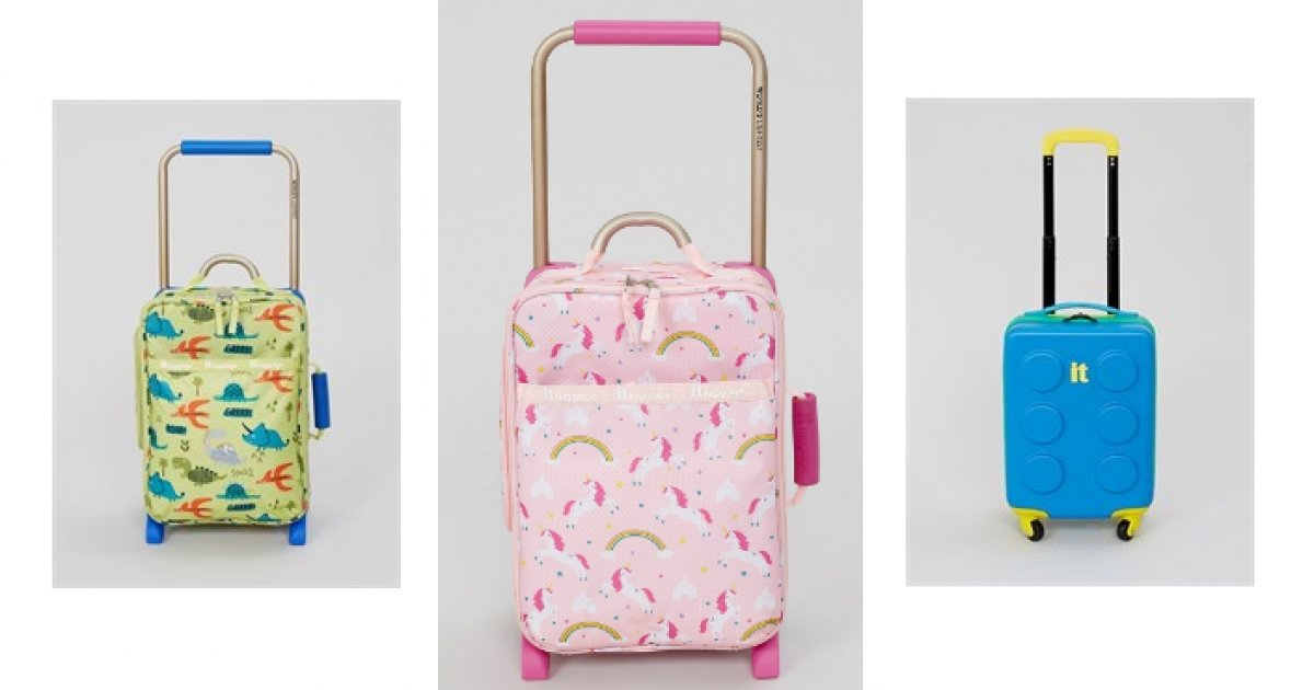 396147d93 Buy 2 Kids Suitcases Save £5 @ Matalan