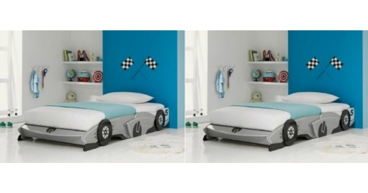 Racing Car Bed Frame 69 99 Argos